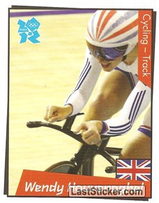 Wendy Houvenaghel (Cycling - Track)