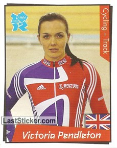 Victoria Pendleton (Cycling - Track)