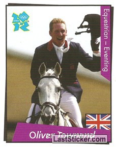 Oliver Townend (Equestrian - Eventing)