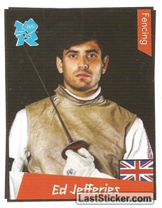 Ed Jefferies (Fencing / Wheelchair Fencing)