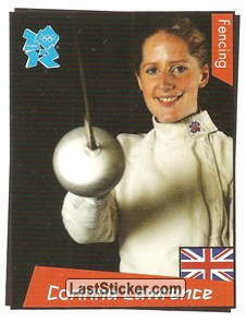 Corinna Lawrence (Fencing / Wheelchair Fencing)