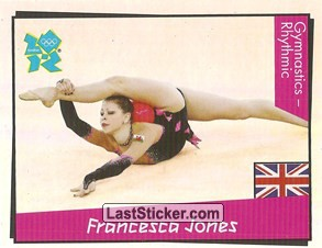 Francesca Jones (Gymnastics - Rhythmics)