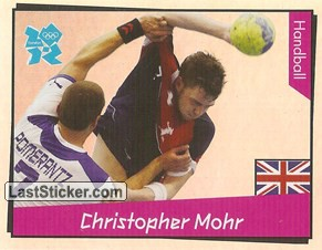 Christopher Mohr (Handball)