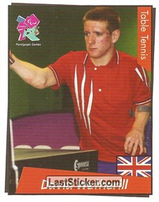 David Wetherill (Table Tennis)