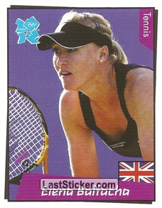 Elena Baltacha (Tennis / Wheelchair Tennis)
