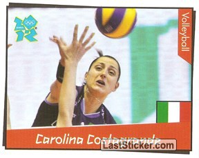 Carolina Costagrande (Volleyball / Sitting Volleyball)