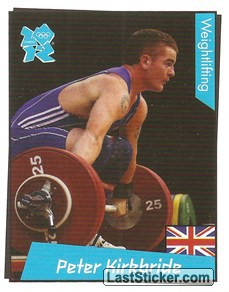 Peter Kirkbride (Weightlifting / Powerlifting)