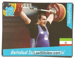 Behdad Salimikordasiabi (Weightlifting / Powerlifting)
