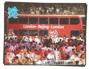 September 2008 (London Calling: The Story of London 2012)