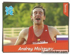 Andrey Moiseyev (Poster)