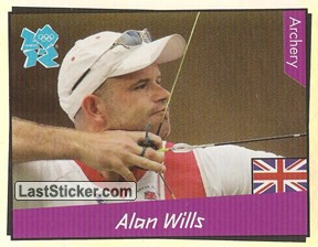 Alan Wills (Archery)