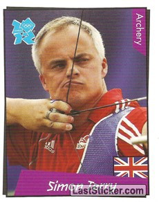 Simon Terry (Archery)