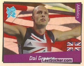 Dai Greene (Athletics)