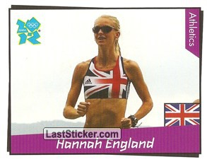 Hannah England (Athletics)
