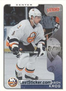 Jason Krog (New York Islanders)