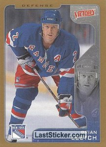 Brian Leetch (New York Rangers)
