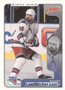 Sandy McCarthy (New York Rangers)