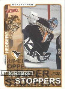 Johan Hedberg (Pittsburgh Penguins)