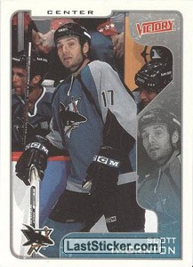Scott Thornton (San Jose Sharks)