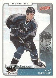 Mike Rathje (San Jose Sharks)