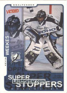 Kevin Weekes (Tampa Bay Lightning)