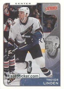 Trevor Linden (Washington Capitals)