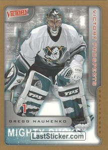 Gregg Naumenko (Anaheim Mighty Ducks)