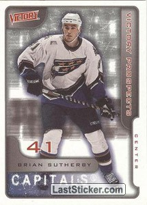 Brian Sutherby (Washington Capitals)