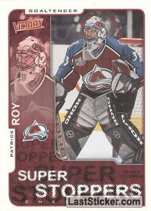 Patrick Roy (Colorado Avalanche)