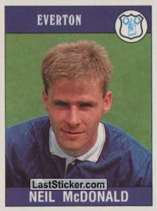 Neil McDonald (Everton)