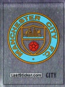 Manchester City Badge (Manchester City)