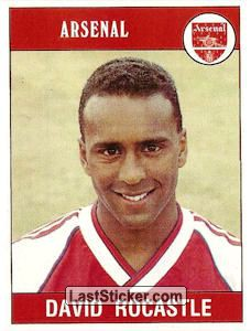 David Rocastle (Arsenal)
