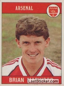 Brian Marwood (Arsenal)
