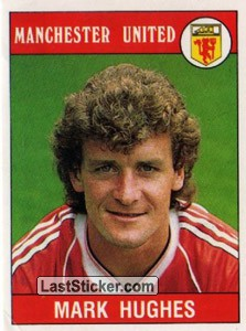Mark Hughes (Manchester United)