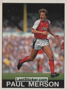 Paul Merson (Player of The Year)