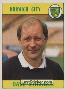 Dave Stringer (Norwich City)