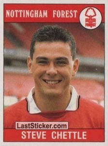 Steve Chettle (Nottingham Forest)