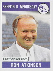 Ron Atkinson (Sheffield Wednesday)