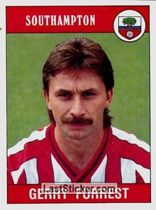 Gerry Forrest (Southampton)