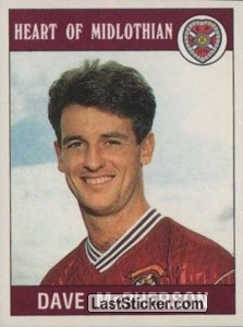 Dave McPherson (Heart of Midlothian)