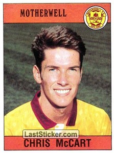 Chris McCart (Motherwell)