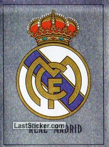 Real Madrid Badge (Europe's Finest)