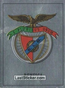Benfica Badge (Europe's Finest)