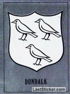 Dundalk Badge (Europe's Finest)