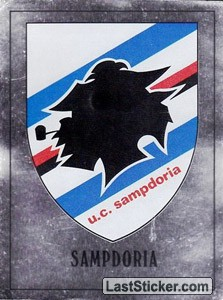 Sampdoria Badge (Europe's Finest)