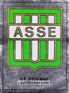 St-Etienne Badge (Europe's Finest)