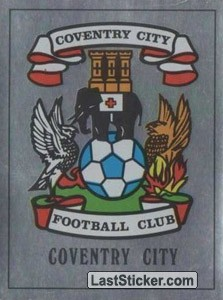 Conventry City Badge (Conventry City)