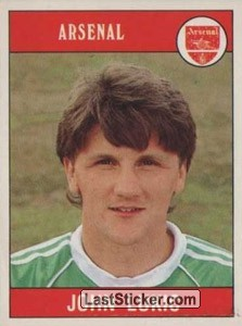 John Lukic (Arsenal)