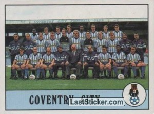 Conventry City Team (Conventry City)