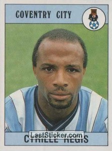 Cyrille Regis (Conventry City)